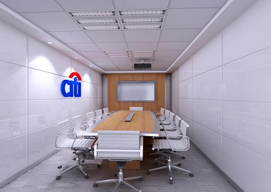 Via proyectos integrales for Oficina citibank madrid